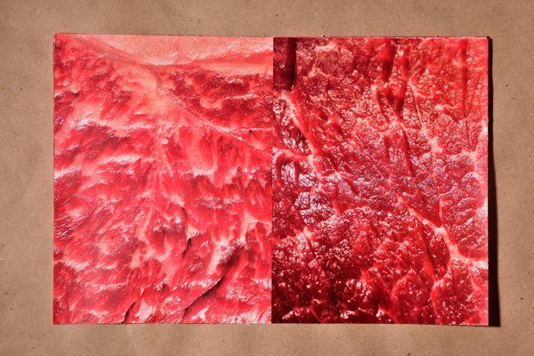 Goodman's Art of Steak on Behance