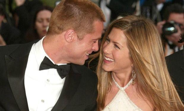 ¿Brad Pitt y Jennifer Aniston juntos de nuevo? - TrendyMinuto