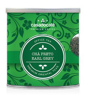 Chás Orientais - Chá Gourmet Earl Grey 50 grs - 25 Chás - Casa do Café - Loja Online