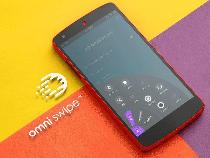 Omni Swipe Boost by Vinsonkon—The Best iPhone Device Mockups → store.ramotion.com