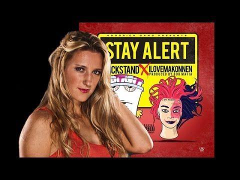 Kickstand - Stay Alert (Cover) Lyrics Feat  iLoveMakonnen