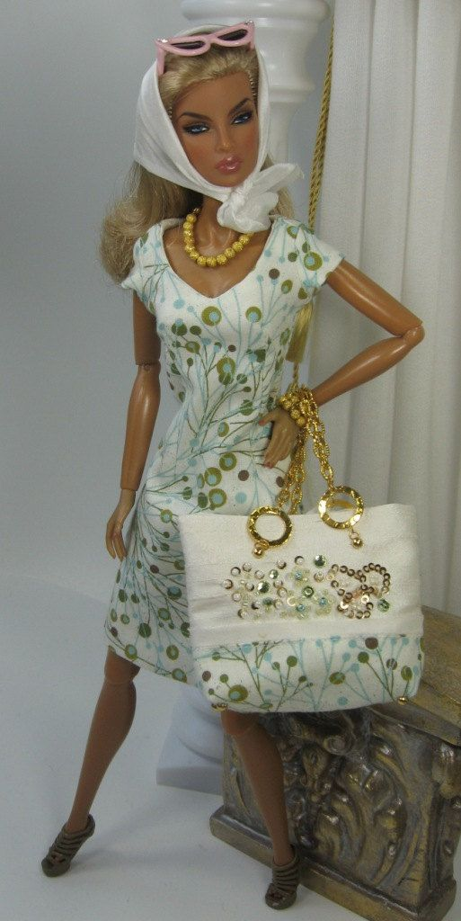 Kyoto+Spring++For+Silkstone+Barbie+by+MatisseFashions+on+Etsy