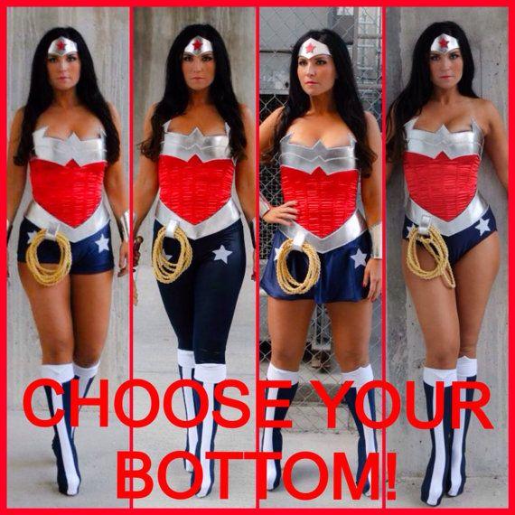 your new 52 ww bottoms choose from panties skirt shorts purim costumescosplay costumeshalloween costumescostume ideasdiy wonder woman costumework - Halloween Costume For Work Ideas