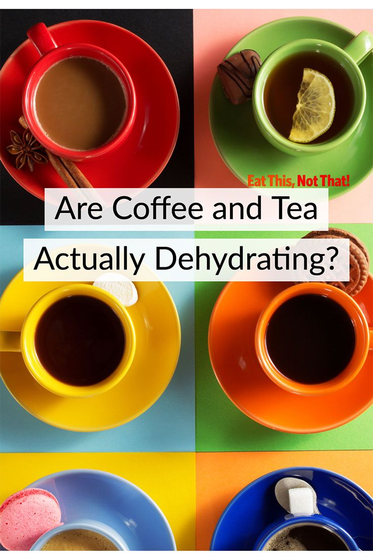 Does Tea And Coffee Dehydrate You Eat This Not That Drinking Tea Flavored Coffee Creamer Dehydrator
