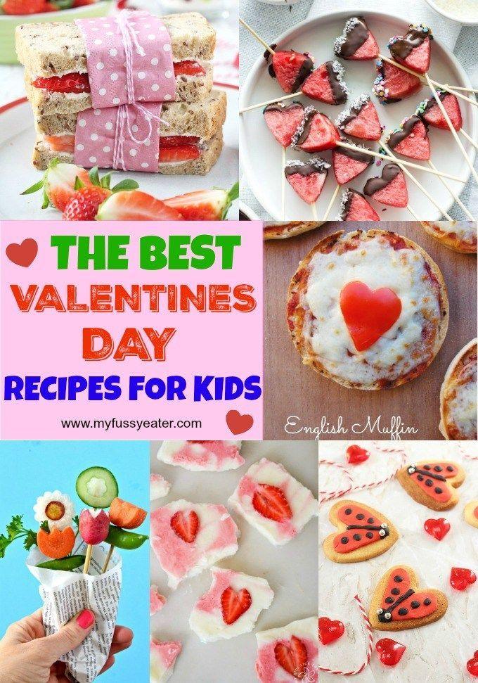 655 best kid friendly kitchen images on pinterest health for Kid friendly valentine recipes