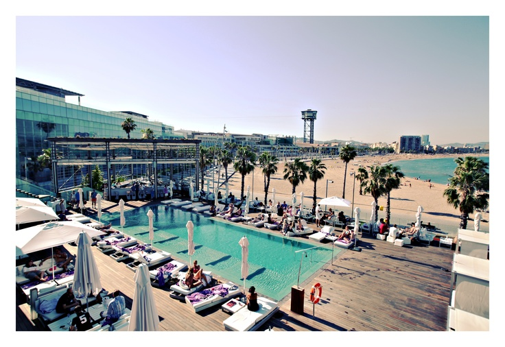 Save The Date @ W Hotel Barcelona