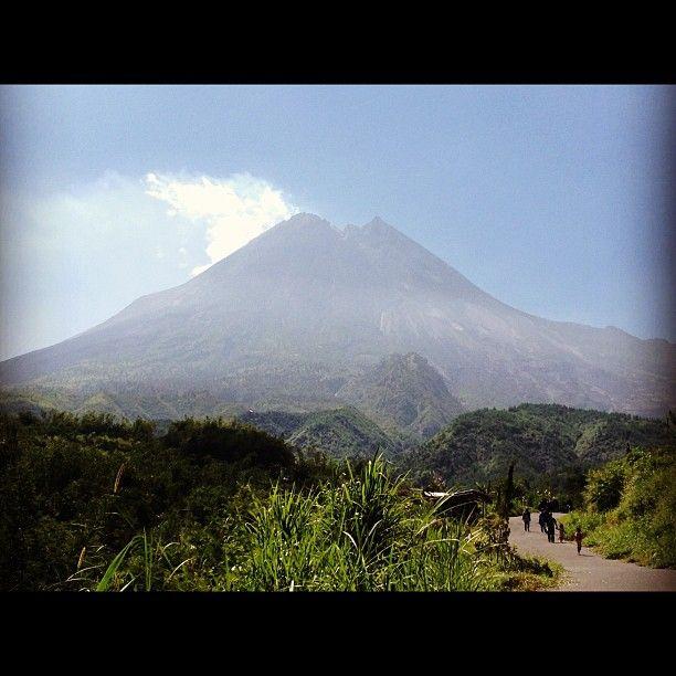 Taman Nasional Gunung Merapi di Sleman, DI Yogyakarta