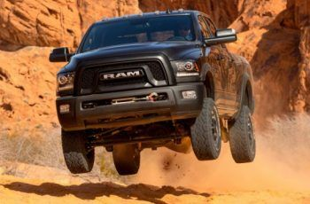 2020 Ram Power Wagon will be much more Macho