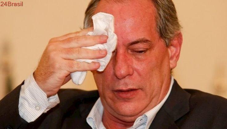 Candidatura de Ciro Gomes não conta com simpatia dos petistas paraibanos