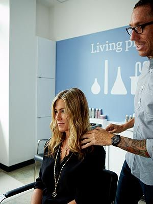Jennifer Aniston named as Face, Co-owner of Living Proof Hair Care. Watch this fly off the shelves!