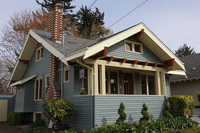 1000 Images About Bungalow Exterior Colors On Pinterest