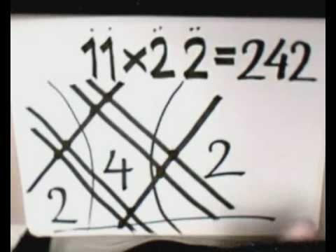 Japoneses usam método inovador pra fazer conta de multiplicação em segundos