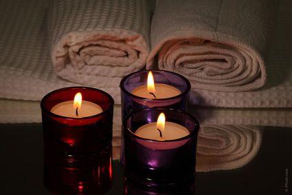 Envie d'un bain relaxant aux huiles essentielles ?