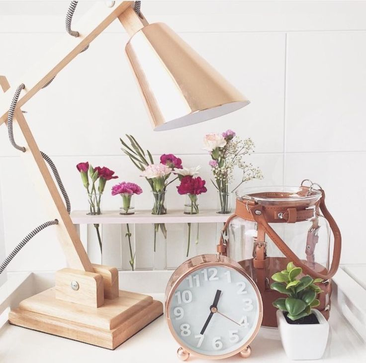 Top 20 Homewares At Kmart Copper Lamp RRP $19.00