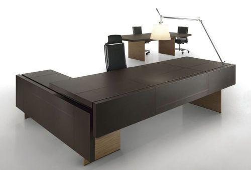 Escritorio de director moderno de madera THE ELEMENT Uffix Concept by Uffix