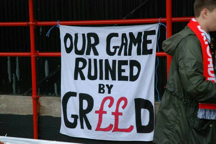 Clapton Ultras have a very valid point...