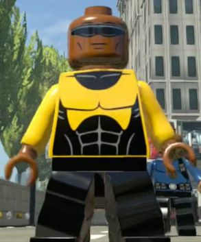 Luke CAGE (POWER MAN) | Earth 13122 | Lego Marvel SUPER HEROES