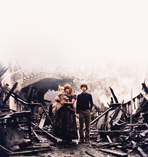 Series of Unfortunate Events - my favourite movie