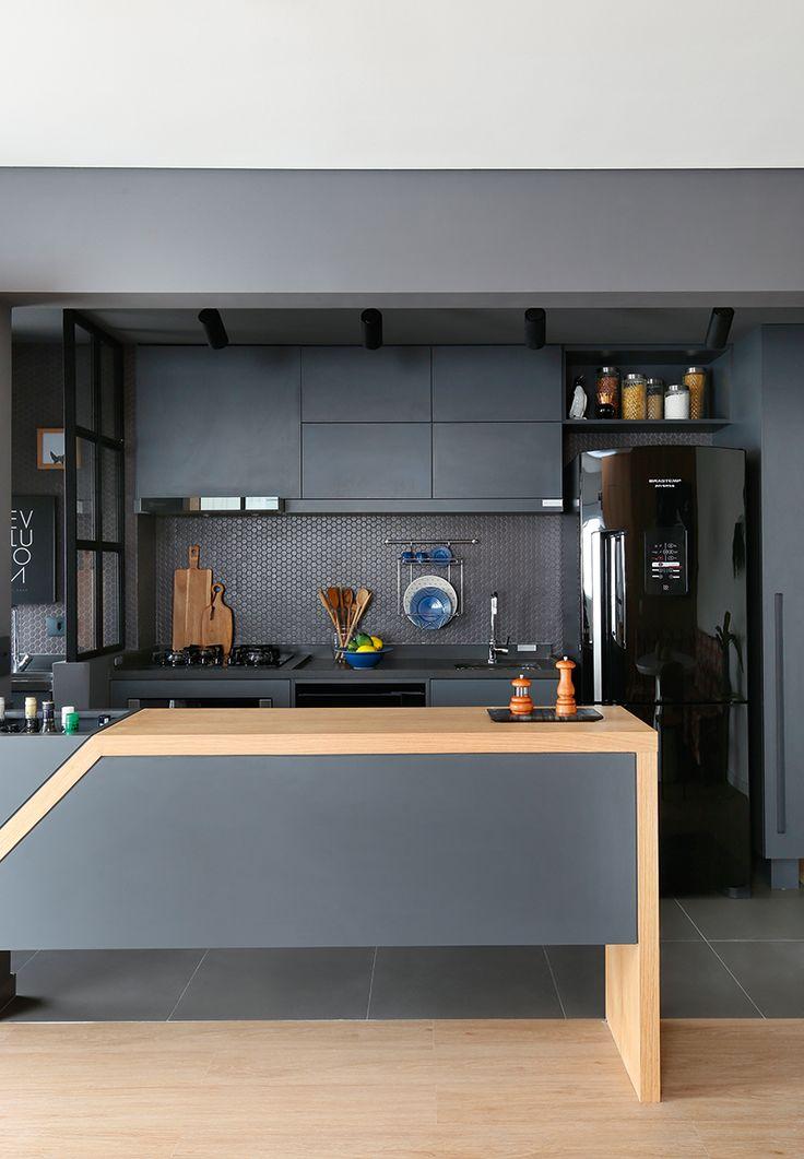 Apartamento de 66 m² com muitas soluções criativas | Arquitetura e Construção