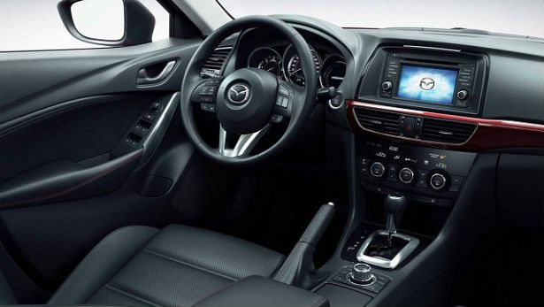 2015 Mazda 6 - interior, god I love being in this car every day ♡♡♡