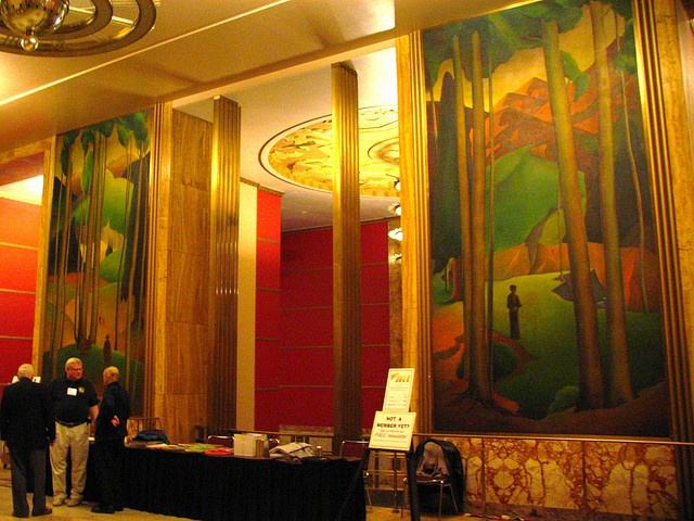 Music Hall Kansas City Lobby In 2018 Goin To Kansas City