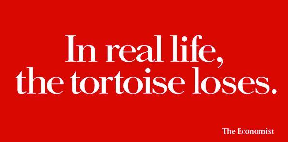 The Economist's ad man: Ad-mirable | The Economist