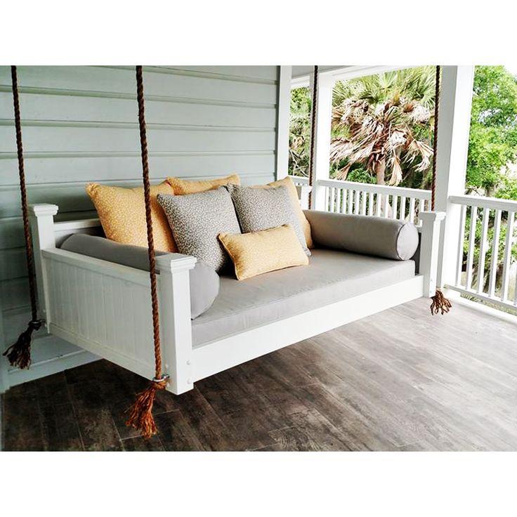 Custom Carolina Southern Savannah Swing Bed