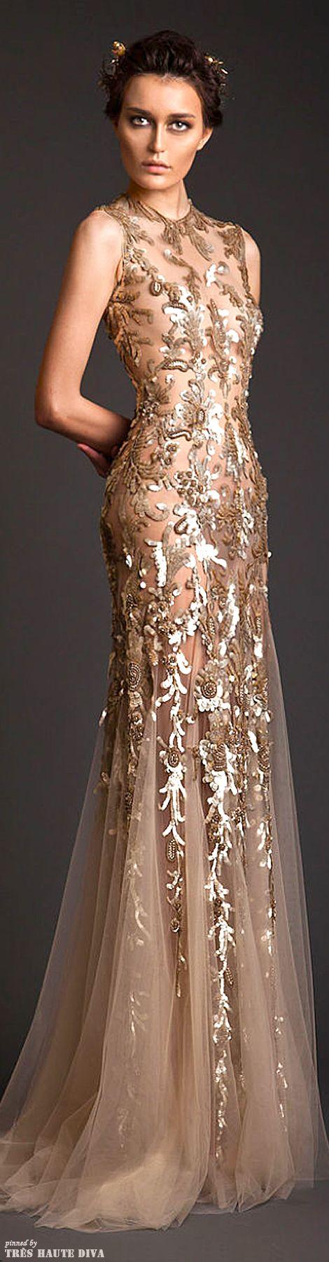 Krikor Jabotian Couture S/S 2014 <> @kimludcom <> www.kimlud.com