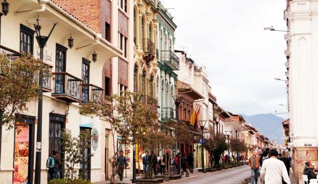 O que fazer e onde ficar em Cuenca - Equador