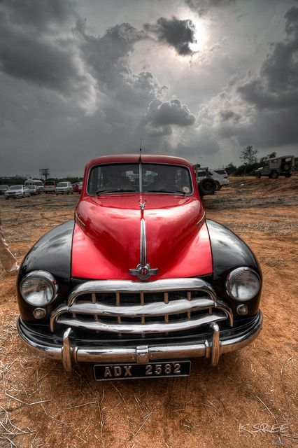 Hindustan Car @ Jeep Thrills by KSREE #design #car #cars #custom #customs #vintage #retro