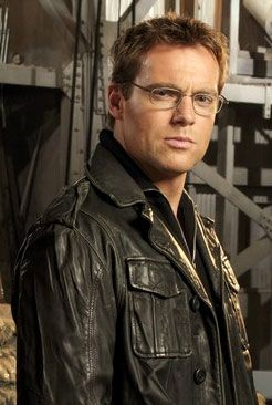 Michael Shanks... Daniel Jackson on Stargate SG1 again!!!