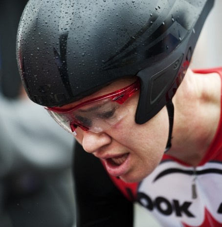 Canadians to watch at the 2012 Olympics - Clara Hughes: women's road cycling
