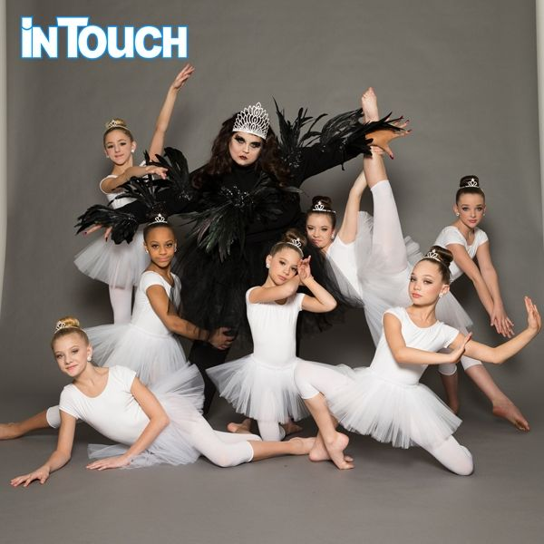 Abby Lee Miller: Dance Moms Black Swan- is anyone else dying of laughter about Abby?