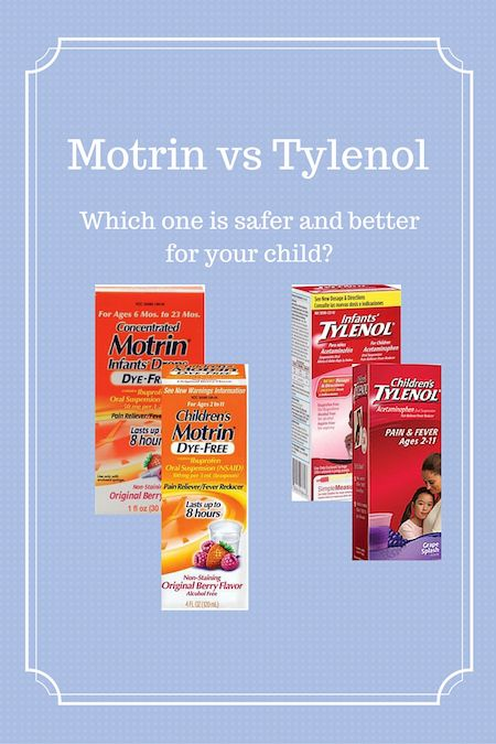One of them is very dangerous if administered before 6 months of age. Learn more about baby Motrin & Tylenol in my bio.   www.boymomboss.com