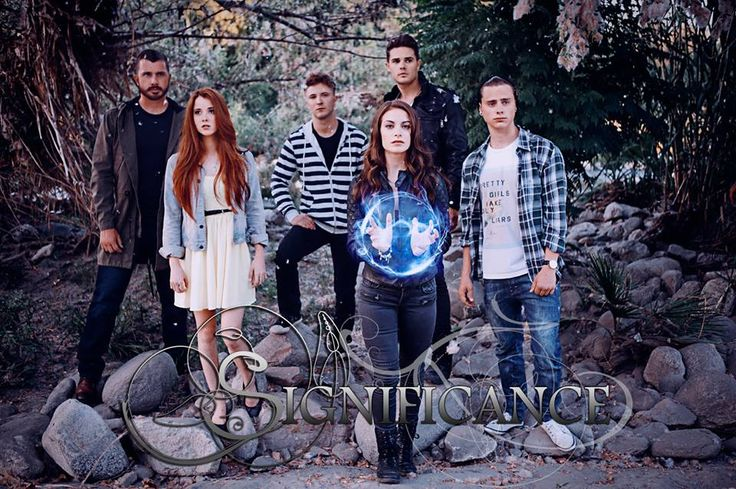 The Significance Series Show  by Shelly Crane  Justin James Hughes - Caleb.  Hollie Shay - Maggie.  Garrett Backstrom - Kyle. Mary Rogers - Beck.  Michael Welch - Marcus. Tyler Lueck - Sikes. Equipment and production support; Production and expendables supplies from Glass And Gear.