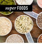 Superfoods are a quick and easy way to get some serious nutrients into your body. Check out our top 10 green smoothie superfoods that will rock your body.