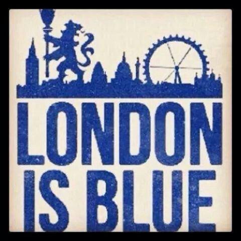 London Is Blue