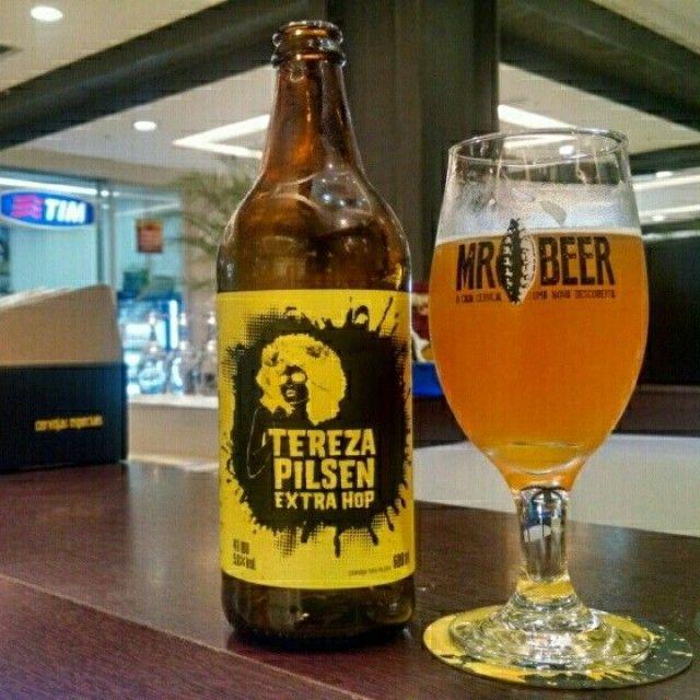 Mr. Beer em Shopping Nova América, Rio de Janeiro, RJ