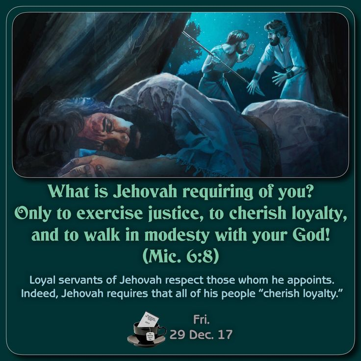 Loyalty is vital in having a strong relationship with Jehovah and others.
