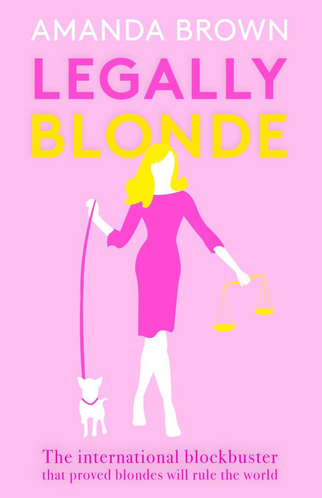 88 best on broadway images on pinterest books to read libros and legally blonde by amanda brown read online fandeluxe Gallery