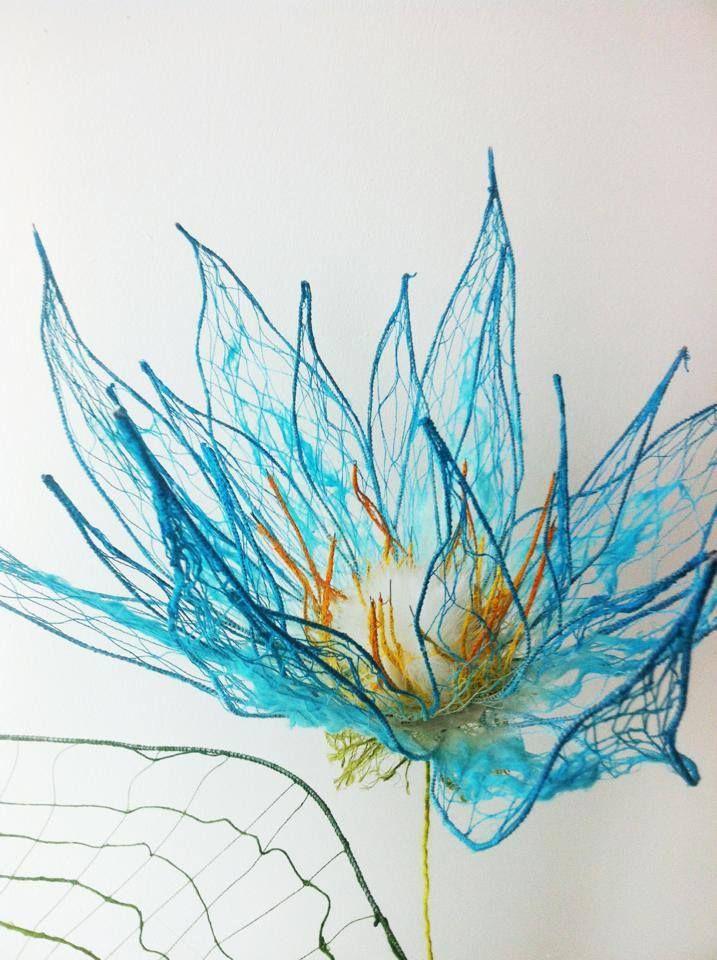 Ulrika berge fiber artist sweden art