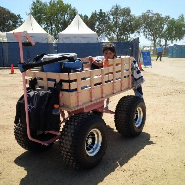 Custom Baja Wagon With Rhox Wheels Hot Rod Wagons A K A