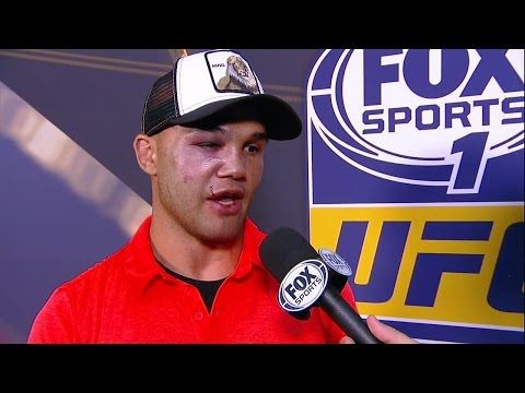 Robbie Lawler reflects on UFC 189 fight with Rory MacDonald - YouTube