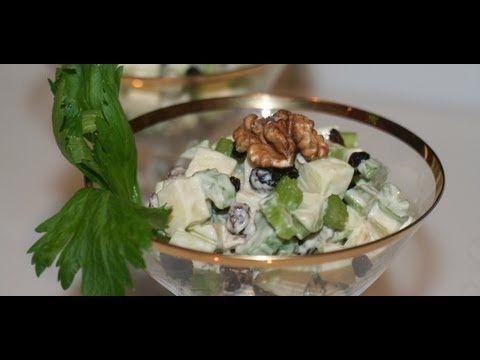 Panela de Barros - Salada Waldorf - YouTube