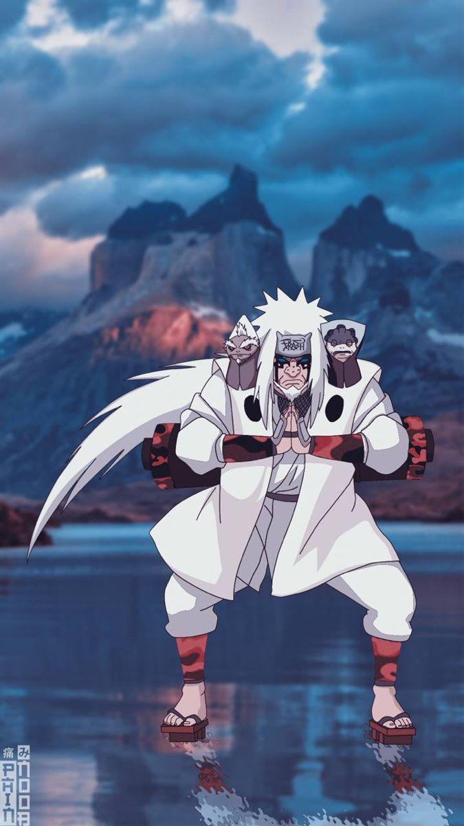 Wallpaper Jiraiya | Naruto uzumaki art, Naruto art, Naruto ...