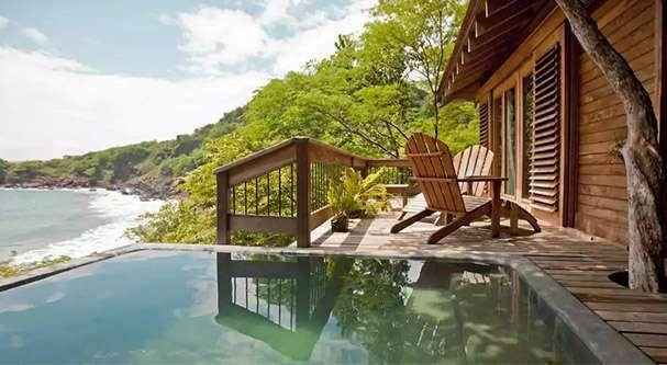 Nas alturas: hospede-se em hotéis no topo de árvores    Aqua Wellness Resort – Nicarágua