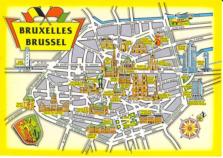 Best Brussels Map Images On Pinterest Brussels Brussels - Brussels belgium map