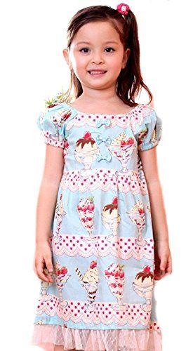 美国子供服 夏冷た〜い♪ラブリーパフェワンピース 並行輸入品 (120cm, ブルー) 美国子供服 http://www.amazon.co.jp/dp/B00UQHOZIU/ref=cm_sw_r_pi_dp_gjjevb1Z9R04E