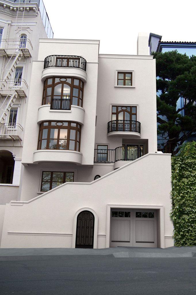 San Francisco Modern Hillside - EcoSteel - Prefab Homes & Green ...