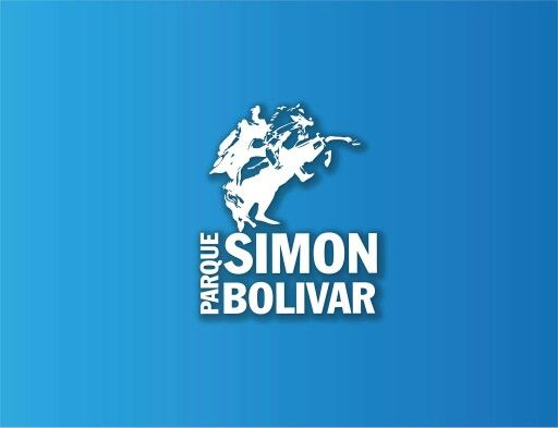 Logo de parque Simón Bolívar Santa Marta #Logo #JezaDG
